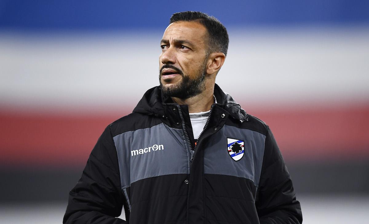 Sampdoria, Quagliarella promosso: è allenatore abilitato Uefa B. I ...