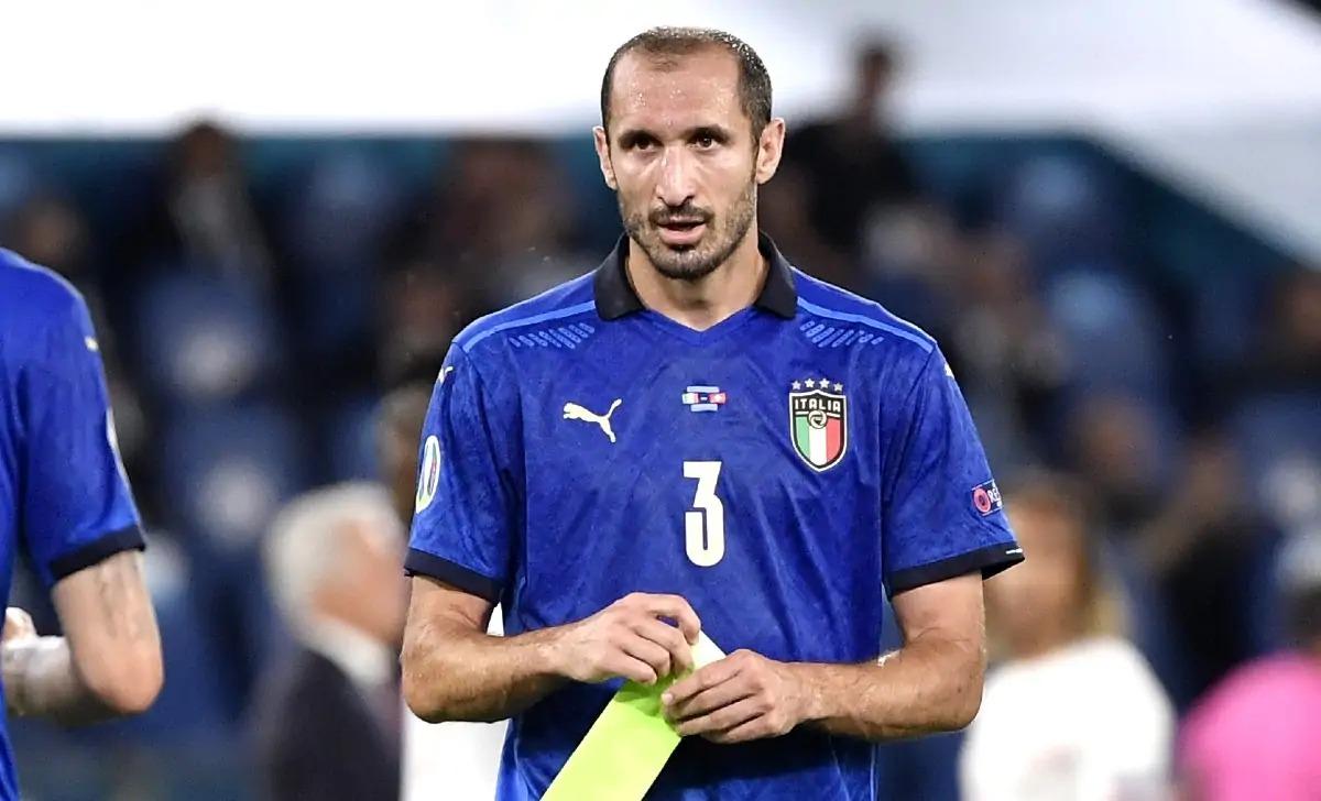 EURO 2020, Chiellini: «Mancini? Lo prendevamo per matto»