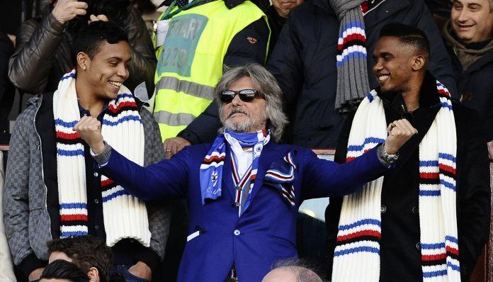 Sampdoria acquisti ferrero calciomercato