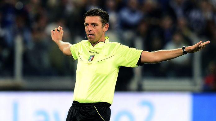 Sarà Rocchi a dirigere Sampdoria-Torino