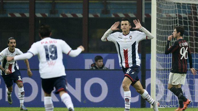 Milan, retroscena su André Silva: lo voleva anche il Crotone