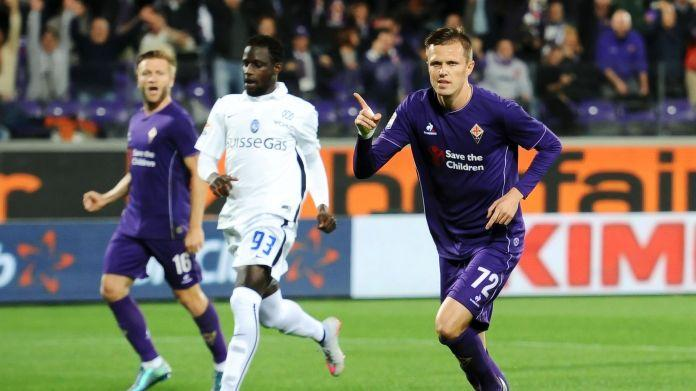 Ilicic Sampdoria