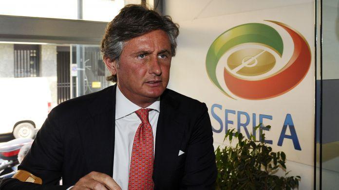 Sampdoria, Pradè: