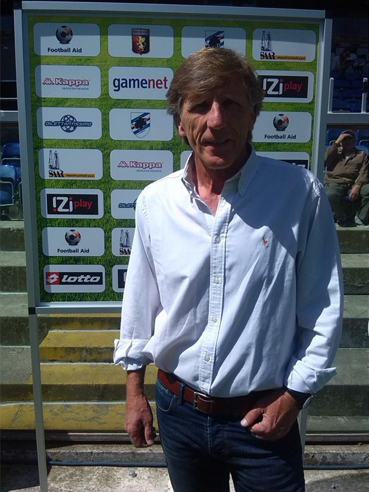 Nicolini Sampdoria