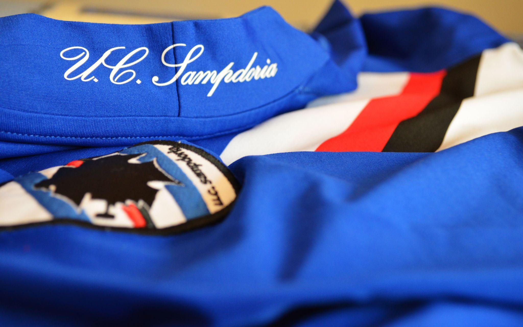 Seconda Maglia Sampdoria vesti